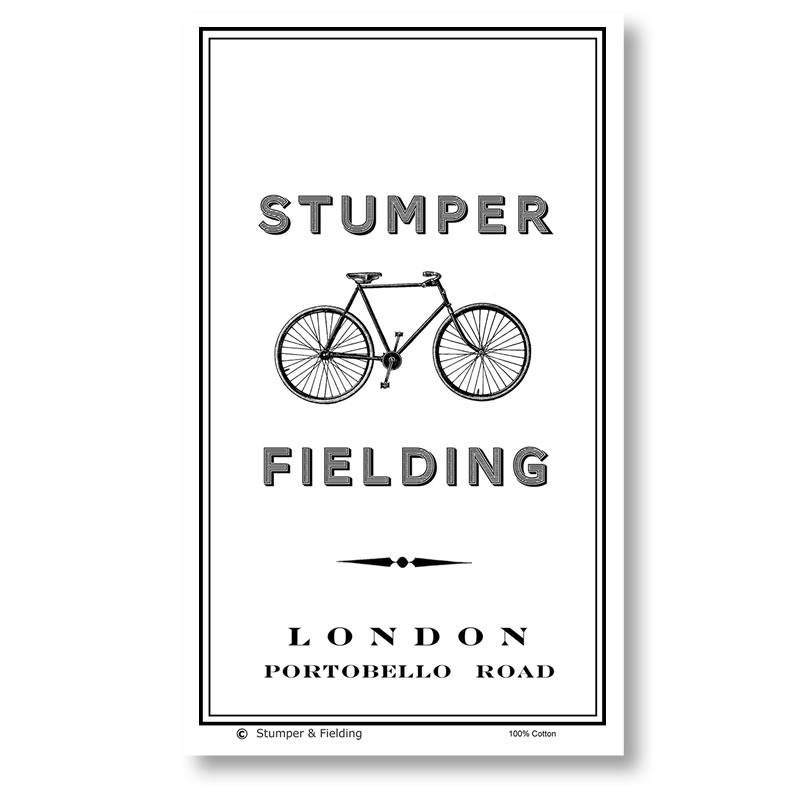 Stumper and Fielding - Bicycle Teatowel-3 Pack- OUT OF STOCK ...
