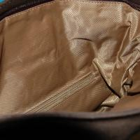 Wax Cotton Rollover Rucksack