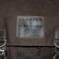 Wax  Cotton Field Bag