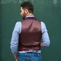 Tweed 6 Button Waistcoat