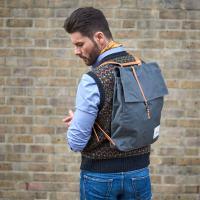 Lightweight woven Backpack