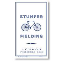 Stumper and Fielding Teatowel
