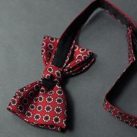 Mid Red Bowtie