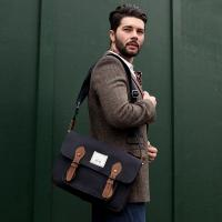 Cotton Satchel 'The Bresson' Bag
