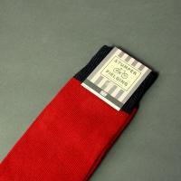 Red Yellow Socks