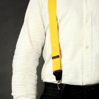 Vivid Yellow Braces