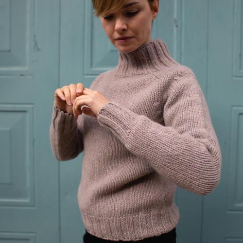 Women s Cashmere/Wool Jersey