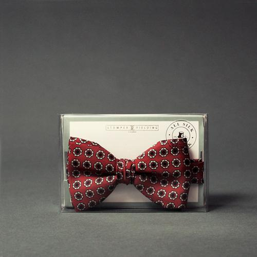 Mid Red Bowtie