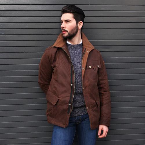 Peregrine Bexley Wax Cotton Jacket